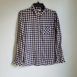 Levi's Flannel Checkered Longsleeve Buttondown